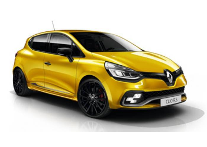 Clio RS colour 6