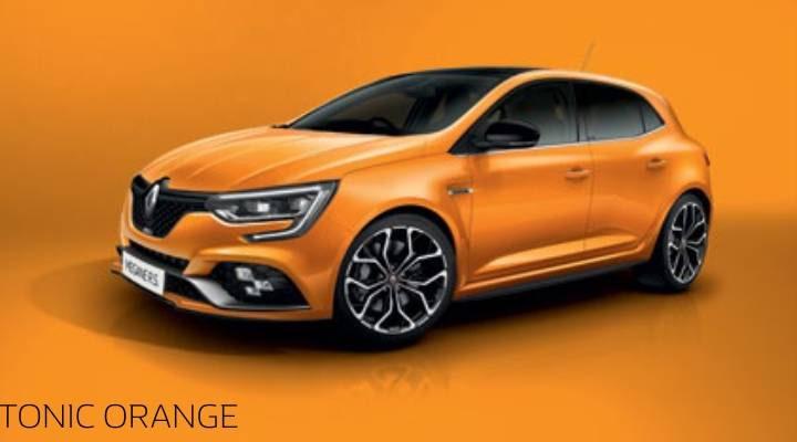 Megane RS colour 1
