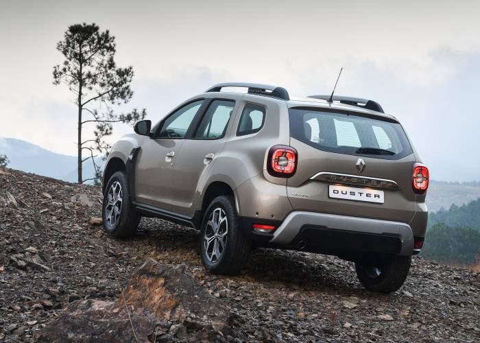 Renault Duster 4